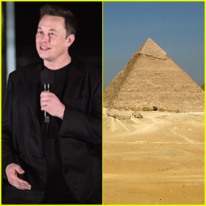 Egypt Extends Invite To Elon Musk After He Tweets About The Great Pyramids Being Built By Aliens