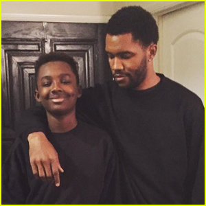 Frank Ocean's Younger Brother Ryan Breaux Reportedly Dies in Car Accident