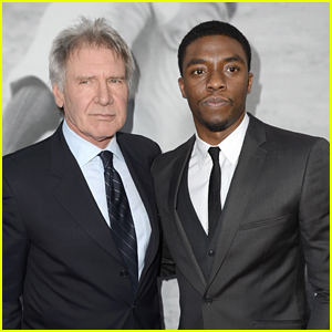 Harrison Ford Remembers Chadwick Boseman as a 'Compelling, Powerful & Truthful' In Touching Tribute