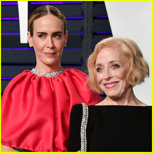 Holland Taylor Explains Why She & Sarah Paulson Went Public With Their Relationship