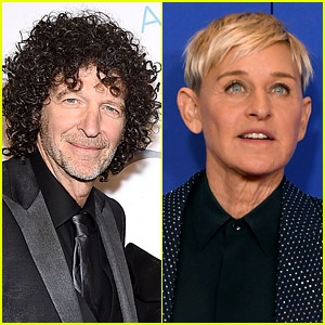 Howard Stern Has Advice for Ellen DeGeneres & It's Not What You'd Expect