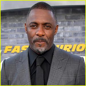 Idris Elba To Star & Produce Spy Romance Movie With Simon Kinberg