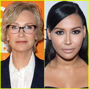Jane Lynch Says Such Sweet Things About Late Naya Rivera in Touching Tribute