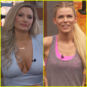 Big Brother's Janelle Throws Shade at Dani After Getting Evicted (Video)