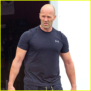 Jason Statham Is Keeping Up with His Quarantine Workouts!