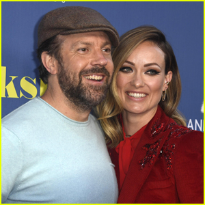 Jason Sudeikis Knew His Partner Olivia Wilde Would Be the Last Woman He'd Ever Kiss (Video)