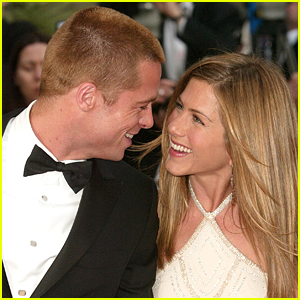 Brad Pitt & Jennifer Aniston to Reunite On Screen for First Time Since 2001!
