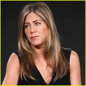 Jennifer Aniston Says Playing A National Celebrity In 'The Morning Show' Was 'Cathartic'