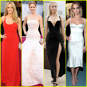 See 30 of Jennifer Lawrence's Best Red Carpet Looks for Her 30th Birthday!