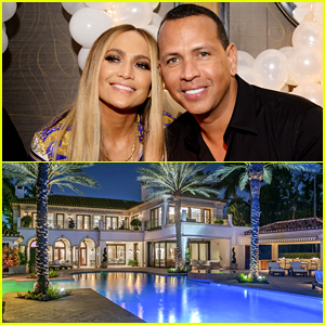 Look Inside Jennifer Lopez & Alex Rodriguez's Incredible $40 Million Home with These Stunning Photos!