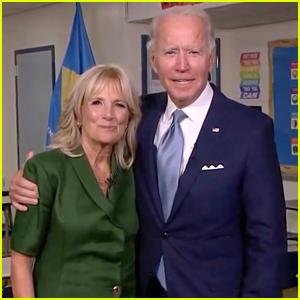 Social Media Praises Dr. Jill Biden After DNC Speech Supporting Husband Joe Biden