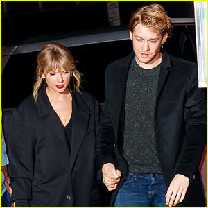 Joe Alwyn Shares Breathtaking Photo From His Getaway With Taylor Swift