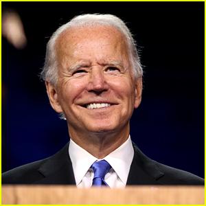 Celebs React to Joe Biden's DNC Speech - Read the Tweets!