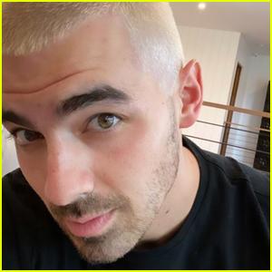 Joe Jonas Bleaches His Hair Blonde After Welcoming Daughter Willa!