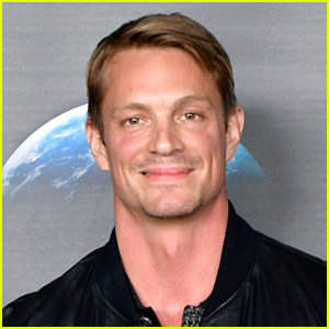 Joel Kinnaman Strips Down to Go Skinny-Dipping - See the Photo!