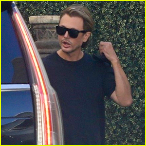 Jonathan Cheban Steps Out in Beverly Hills After Being Robbed at Gunpoint