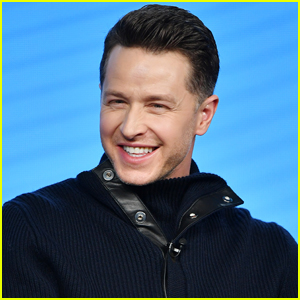 Josh Dallas Shares Selfie of Very Bushy Beard Styled by His Sons!