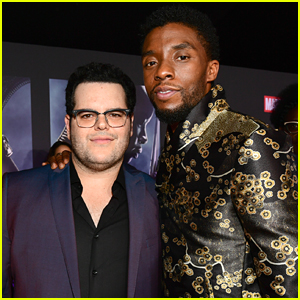 Josh Gad Shares One of the Last Texts He Got From Chadwick Boseman Before His Death