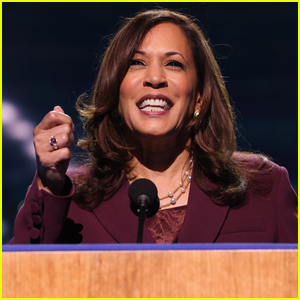 Kamala Harris Makes History Accepting Vice Presidential Nomination at DNC 2020 - Watch!