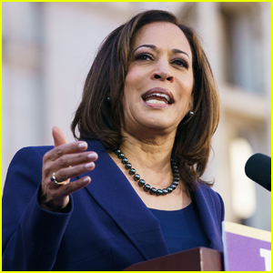 Kamala Harris Speaks Out After