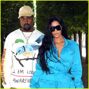 Kim Kardashian & Kanye West Seem 'Much Happier' After Dominican Republic Getaway (Report)