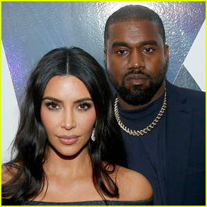 Kanye West Returns to L.A. 'to Catch Up as a Family' with Kim Kardashian