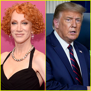 Kathy Griffin Tweets 'It Wasn't Me' After Shooting at White House