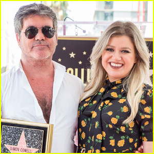 Kelly Clarkson to Fill In for Simon Cowell on 'America's Got Talent' as He Recovers From Back Surgery