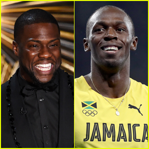 Kevin Hart Reacts to Being Mistaken for Usain Bolt in Social Media Post