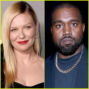 Kirsten Dunst is Confused Why She's Part of Kanye West's '2020 Vision'