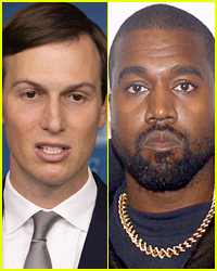 Jared Kushner Breaks Silence on His Meeting With Kanye West