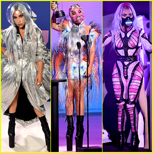 Lady Gaga Wore 9 Outfits at VMAs 2020 - See Every Look!