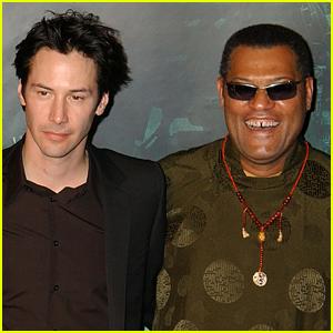 Laurence Fishburne Wasn't Asked Back for 'Matrix 4'