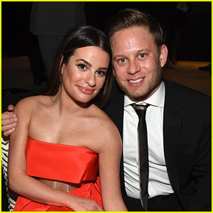 Lea Michele & Zandy Reich Reveal The Name of Their New Baby Boy