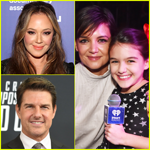 Leah Remini Believes Tom Cruise Has a 'Master Plan' Involving Daughter Suri