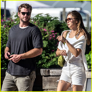 Liam Hemsworth Spotted on Lunch Date with His Girlfriend Amid All of Miley Cyrus' Revelations