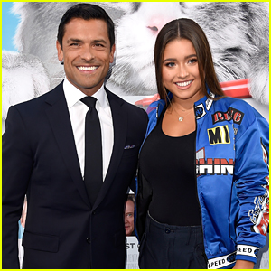 Lola Consuelos Reveals What She Really Thinks About Her Dad Mark Consuelos' Shirtless Pics on Social Media