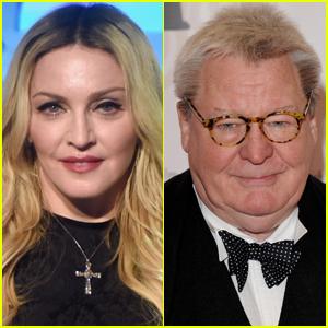 Madonna Mourns Death of 'Evita' Director Alan Parker