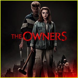 Maisie Williams Becomes Target of Old Couple in 'The Owners' Trailer - Watch Now!