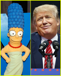 Marge Simpson Is Firing Back at Trump's Advisor