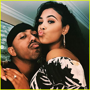 'Sister, Sister' Actor Marques Houston, 39, Marries Miya Dickey, 19, in Private Ceremony