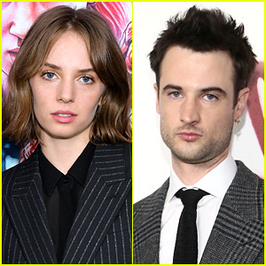 Maya Hawke & Tom Sturridge Spotted Kissing, Seemingly Confirm They're a Couple!