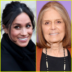 Meghan Markle Teams Up with Gloria Steinem to Discuss the Importance of Voting
