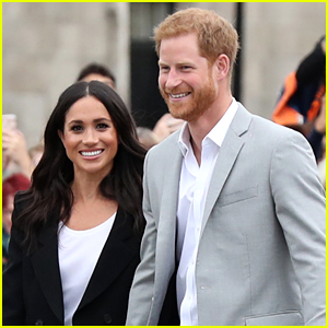 Meghan Markle & Prince Harry Are Reportedly Shopping Around a TV Project Idea