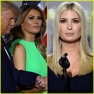 Melania Trump's Reaction to Ivanka at RNC 2020 Is Going Viral - Watch the Video!