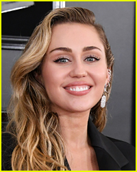 Miley Cyrus Adopted an Abandoned Dog & Named It After a Supermodel!