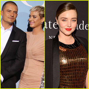 Miranda Kerr Reacts to Ex Orlando Bloom's Newborn Daughter with Katy Perry!