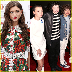 Natalia Dyer Calls Out The Media For Oversexualizing The Young Stars of 'Stranger Things'