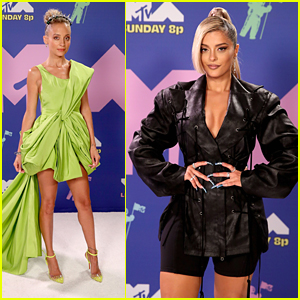 Bebe Rexha & Nicole Richie Serve Up Major Style at MTV VMAs 2020