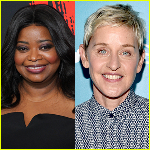 Octavia Spencer Reveals Her Experience with Ellen DeGeneres